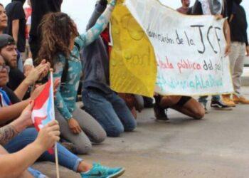 Puerto Rico: Segunda semana de huelga total de los Estudiantes universitarios