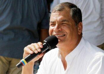 Correa: Ecuador cumplió con su deber en el caso de Assange