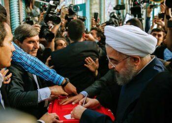 Rohani: Participación masiva del pueblo refuerza poderío nacional
