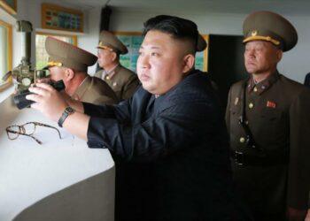 Kim ordena masiva producción de misiles ante amenazas de EEUU