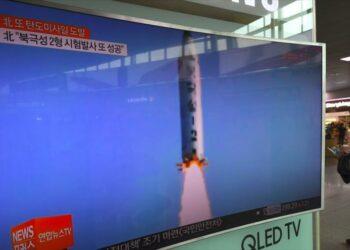Misil de Pyongyang está listo para su uso contra los enemigos
