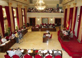 Aprobadas las mociones en apoyo al colectivo LGTBI y a las reformas legislativas de la PAH