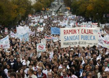 La Marea Blanca saldrá de nuevo a las calles mañana en demanda de una Sanidad Pública de calidad