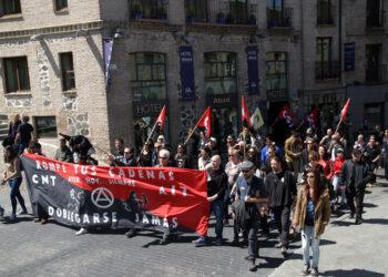 Toledo se moviliza por el 1º de Mayo