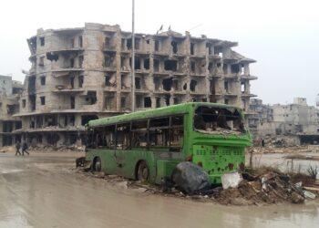 Siria, la nación que sufre y lucha