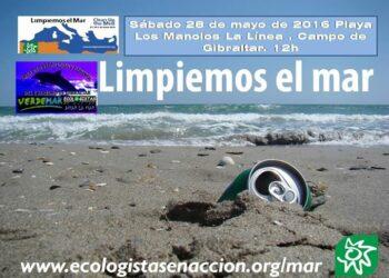 Del Mediterráneo al Atlántico: Limpiemos el mar