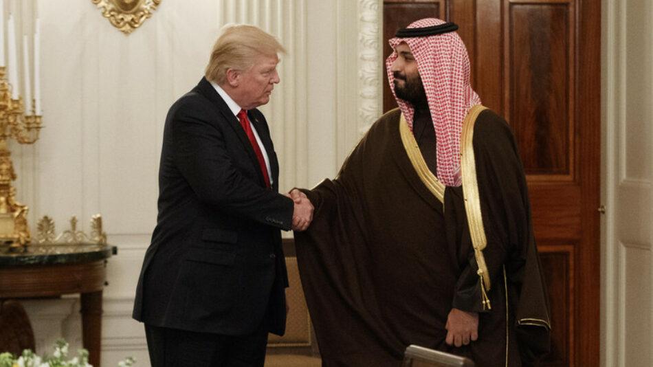 ¿Ayuda Trump a Arabia Saudita a destruir Yemen?