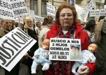Marina Albiol participa desde hoy en la misión del Parlamento Europeo para investigar el caso de los bebés robados en el Estado español