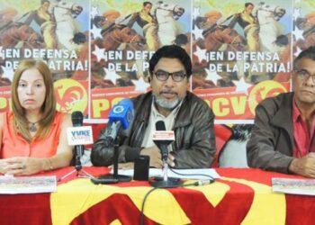 Venezuela/PCV: Asamblea Constituyente debe ser un proceso para profundizar la revolución