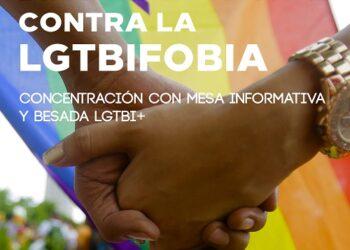 Marea Arcoíris llama a la ciudadanía riojana a luchar contra la LGTBIfbia, el próximo 17 de mayo