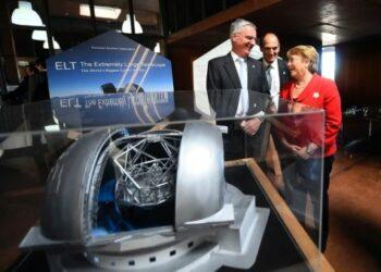 Chile tendrá el mayor telescopio óptico infrarrojo del mundo