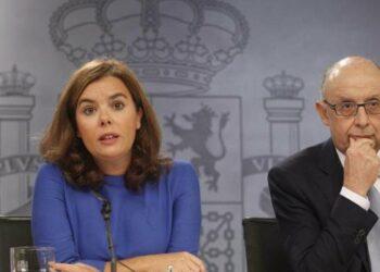 El PP, con la connivencia de Ciudadanos y PNV, tumba las enmiendas parciales de Unidos Podemos a los Presupuestos Generales 2017 e impone su modelo de recortes