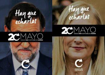 Las bases de EQUO apoyan la moción de censura a Mariano Rajoy