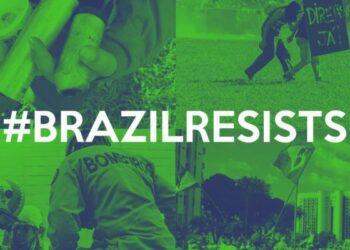 El Frente Brasil Popular repudia la represión policial en un comunicado