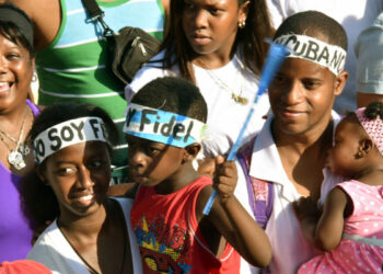 Primero de Mayo en Cuba: Con Raúl gobernando y Fidel esparcido por el pueblo