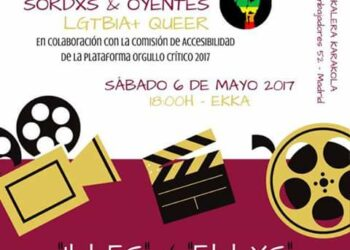 Encuentro Sordxs Oyentes LGTBQIA+: 6 de mayo