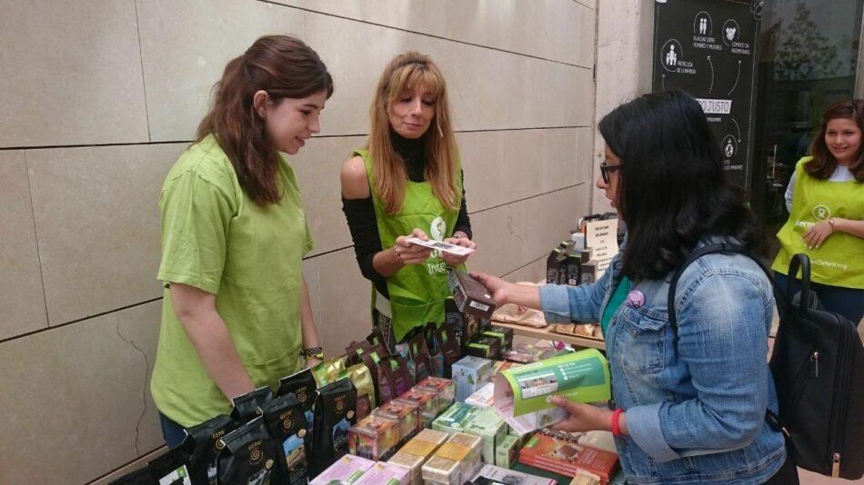 Cambiemos Murcia quiere incluir cláusulas éticas para promover el comercio justo en los contratos públicos
