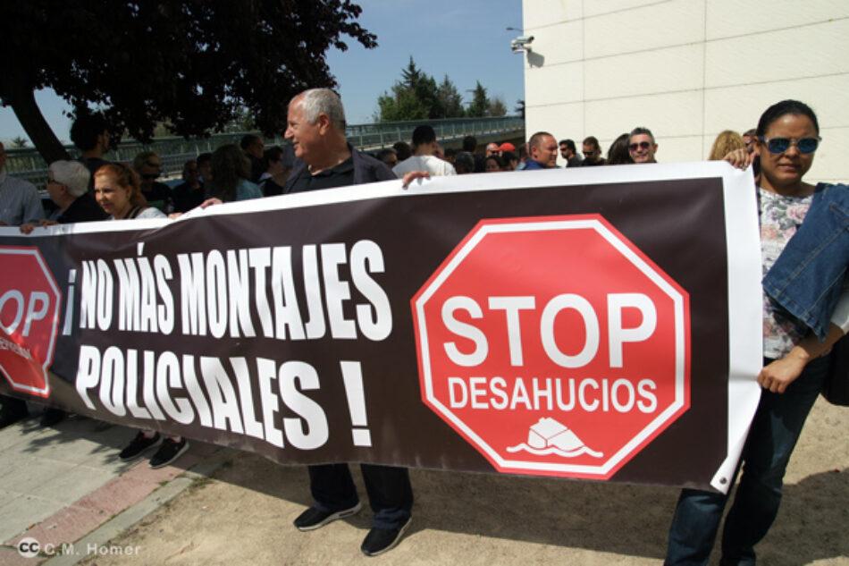 Bankia desaloja a Lorena y su familia
