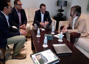 La Diputación de Huelva apoyará la Ruta de Blas Infante