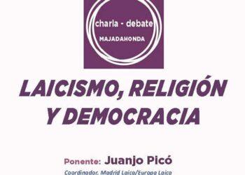 «Laicismo, religión y democracia»