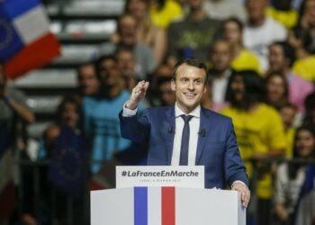 Macron debatirá con Putin lucha antiterrorista y crisis siria
