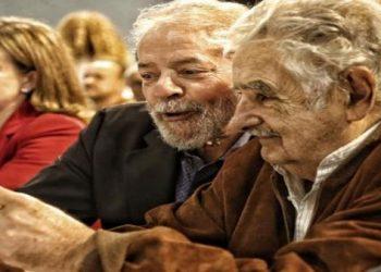 Lula y Mujica exhortan al pueblo latinoamericano a torcer su rumbo político hacia el progresismo