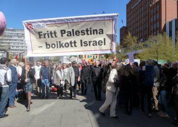 El mayor sindicato de Noruega se une a la campaña de boicot a Israel