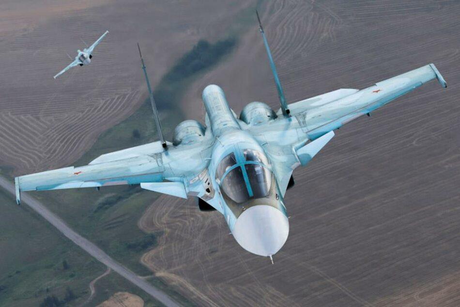 Rusia cierra el cielo de Siria a los aviones de la coalición liderada por EEUU