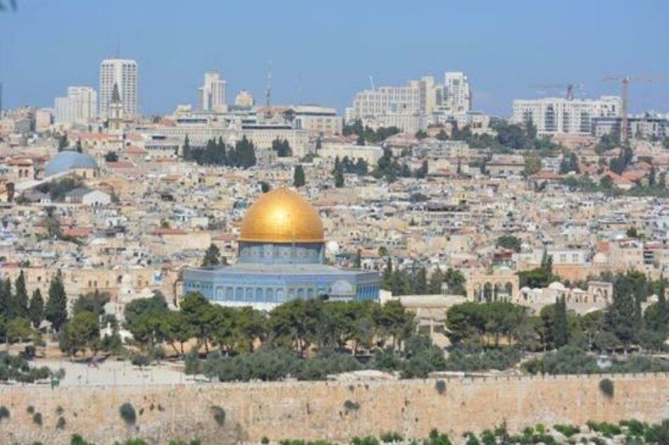 La UNESCO aprueba resolución que pide el fin de la ocupación israelí de Jerusalén Este