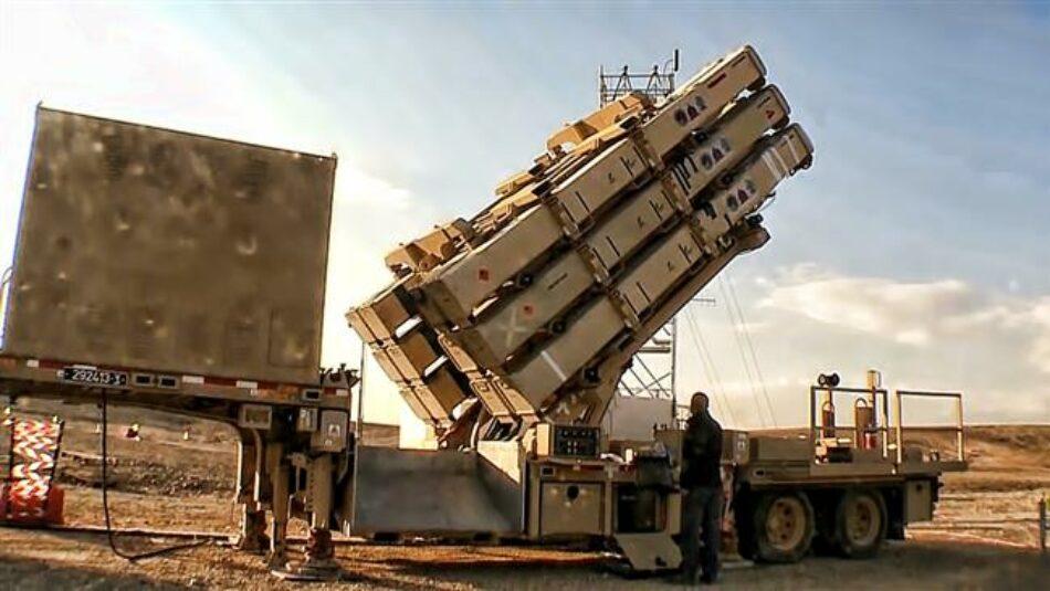 """El sistema antimisiles israelí """"Honda de David"""" inútil frente a los misiles de Hezbolá"""