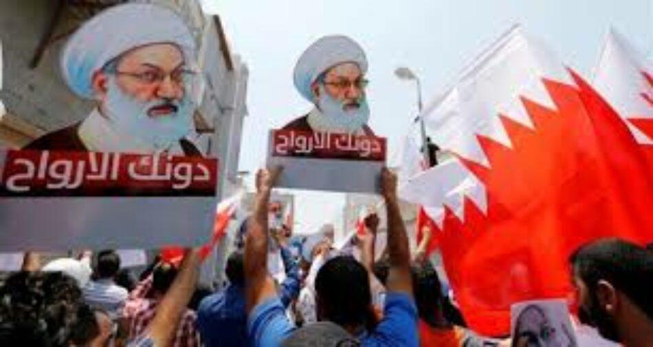 Se multiplican manifestaciones en Bahrein en apoyo al líder religioso Sheiij Isa Qassem