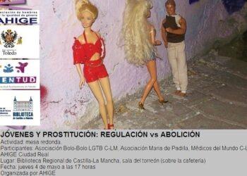 La Asociación de Hombres por la Igualdad de Género organiza una charla sobre juventud y prostitución
