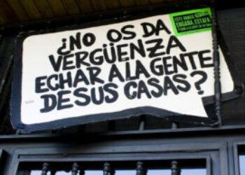 Podemos Madrid con los que defienden el derecho a la vivienda