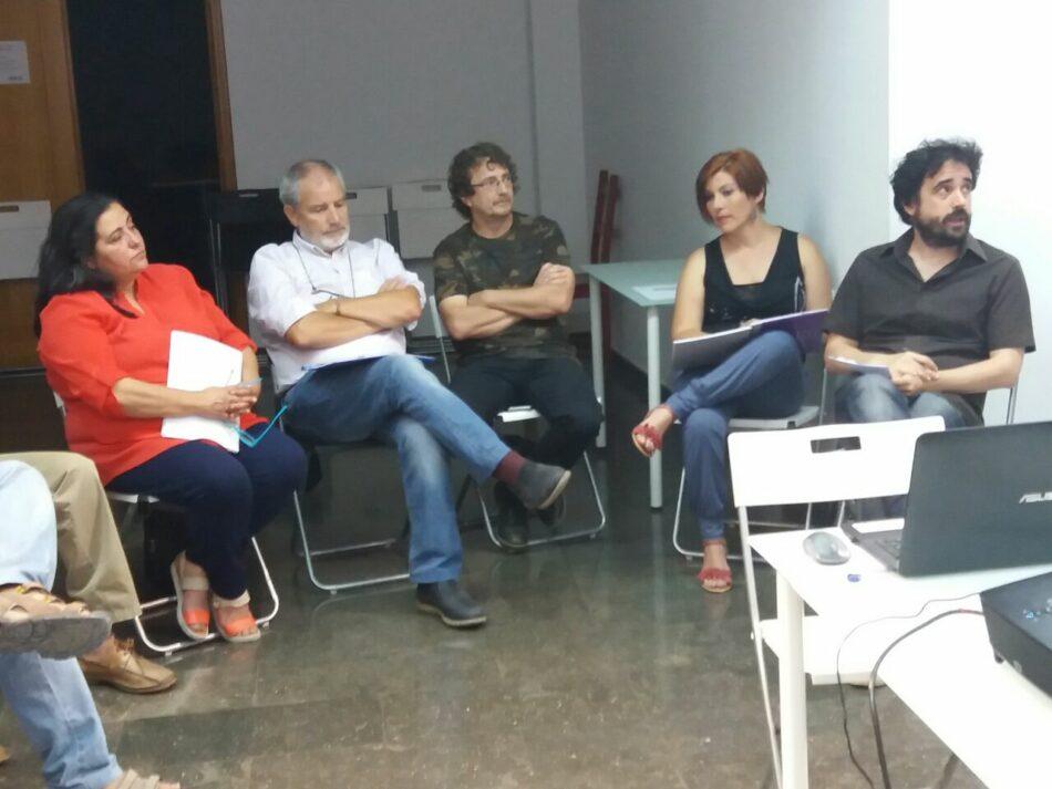 """Podemos en Movimiento apuesta """"por un cambio político y orgánico profundo en Podemos Región de Murcia para ganar en 2019"""""""
