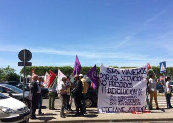 Podemos Andalucía apoya la huelga de los trabajadores del servicio de a bordo de Renfe