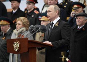 Putin llama a unidad en «lucha efectiva» contra terrorismo