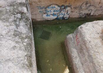 Cambiemos Murcia pide que se cumpla el protocolo de mantenimiento de la muralla árabe de la calle Sagasta