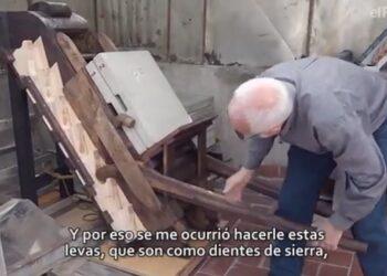 Un jubilado español podría haber descubierto el mayor secreto de las pirámides egipcias