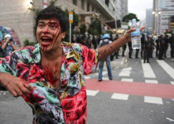 ONU y CIDH condenan uso excesivo de la fuerza en Brasil