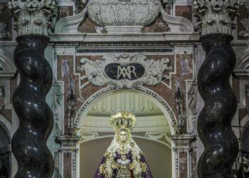 El Ayuntamiento de Cádiz galardona a la Virgen, imponiendo  un símbolo religioso a toda la ciudadanía