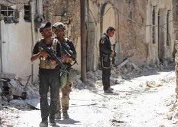 Anuncian fin de Daesh en Irak, liberando Mosul