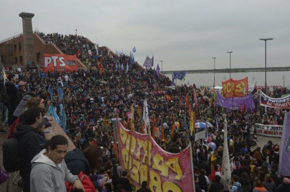 Multitudinaria marcha en Argentina: «ni una menos»