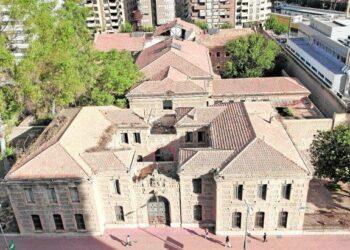 Cambiemos Murcia propone abrir la Cárcel Vieja al público