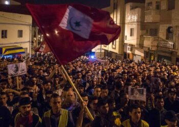 IU pregunta a la UE si servicios de Inteligencia europeos están dando a Marruecos datos de activistas que protestan por la situación del Rif