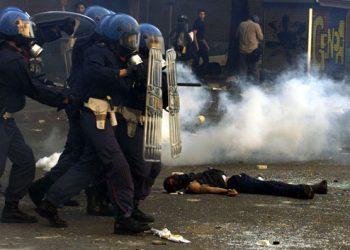 TEDH declara a Italia culpable de tortura por represión durante el G8 en Génova (2001)