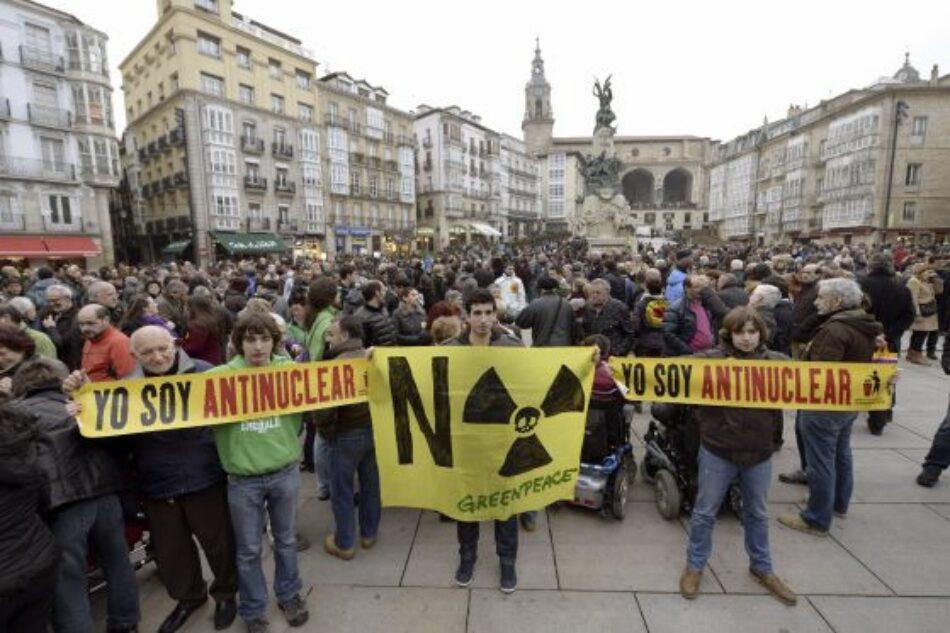 Gran manifestación hispano-lusa hoy en Madrid para exigir el cierre nuclear