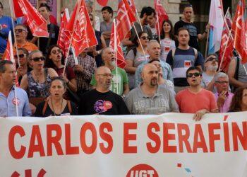 Carlos e Serafín: o indulto que non chega