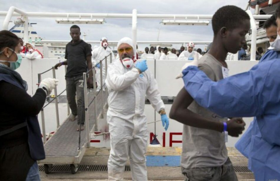 Detenida una banda de tráfico de personas migrantes en Italia