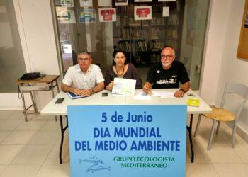 Almería: Podemos, EQUO e IU organizan unas jornadas sobre la transición energética