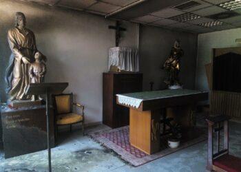 Madrid Laica manifiesta su condena por hechos acaecidos en la capilla de confesión católica ubicada en el recinto de la UAM